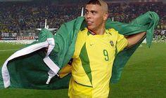 ... Galeria Ronaldo 2 - final da Copa de 2002