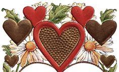 """Vintage 1910's """"Romance"""" Lettering for Valentine's Day @ Vintage ..."""