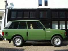 Range Rover (1975) on Car And Classic UK [C489575]