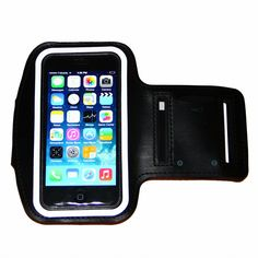 """MObileJO iPhone 6 Armband For Running, Sports Case 4.7"""" inch. Best Fit For Jogging, Sport, Workouts. (Black):Amazon:Cell Phones & Accessories"""