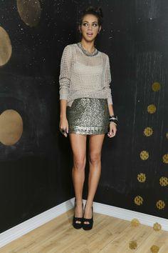Este look es para la #chica divertida y #trendy!!!  Me encanta!!! <3