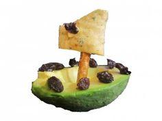 avocado-pirate-boat-recipe - I love this - quick and cute
