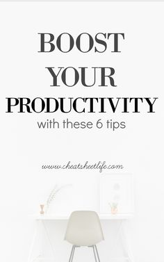 organize to-do list for maximum productivity