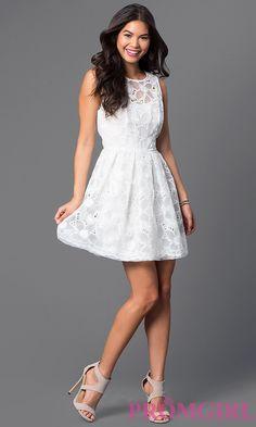 Sleeveless Ivory Mesh Dress Style: JTM-JD6770