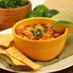 Santa Fe Chicken Soup Recipe