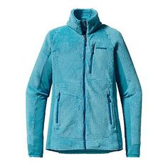 Patagonia Womens R2 Jacket. Ultramarine