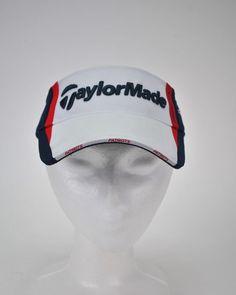 be7287dc19e TaylorMade Golf Visor New England Patriots Adjustable NFL Tom Brady PGA T  Max  TaylorMade