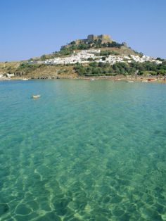 Lindos ~ Rhodes, Greece