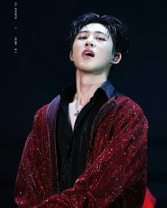 Hanbin/B.I @ Continue Tour in Seoul Yg Ikon, Kim Hanbin Ikon, Bobby, Ikon Leader, Hip Hop, Ikon Wallpaper, Kim Ji Won, Yg Entertainment, One And Only