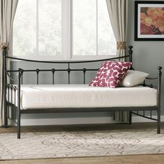 Andover Mills Millicent Daybed & Reviews | Wayfair