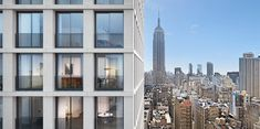 A Sneak Peek at David Chipperfield's First New York Building