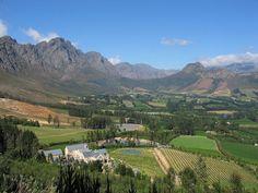 95. Fare un giro di degustazioni a Franschhoek, una delle regioni vinicole più note del Sud Africa