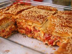 Cookbook Recipes, Cooking Recipes, Vegan Recipes, Greek Recipes, Lasagna, Delish, Side Dishes, Sandwiches, Lunch