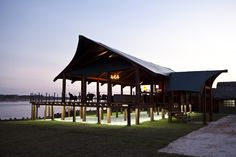 Aqua Expeditions embarkation lounge