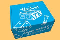 Check out the details on Hasbro's new Gaming Crate subscription box!   Hasbro Gaming Crate Launching This Summer! →  http://hellosubscription.com/2017/04/hasbro-gaming-crate-launching-summer/ #GamingCrate #Hasbro #HasbroGamingCrate  #subscriptionbox