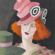 Ophelia Redpath has had a career spanning 20 years of exhibiting in over 100 shows in Britain and overseas.   She w...