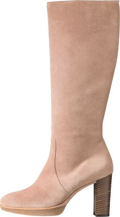 Der Schuh meines Lebens | Paul Green GmbH Knee Boots, Heeled Boots, Heels, Fashion, Paul Green Shoes, High Heel Boots, Heel, Moda, Heel Boots