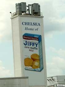 Chelsea, Michigan -   Home of Jiffy Corn Muffin Mix
