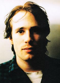 Jeff Buckley photographed by Chris Buck ca. late 1994 - early 1995.