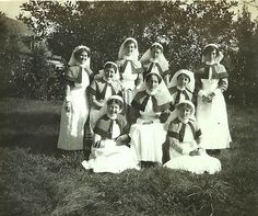 Unsung heros - World War 1 nurses | Flickr - Photo Sharing!