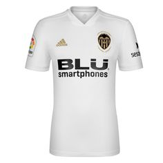 ed42dfdd1 Valencia 18 19 home Football Jerseys