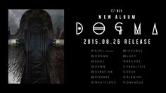 the GazettE 08.26 NEW ALBUM [DOGMA] PREVIEW