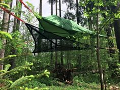 Tentsile Stingray tree tent - the ultimate tree house. Order now | Tentsile