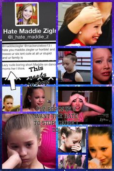 Repin if you want people to stop hating on Mackenzie and maddie!!comment and repin if you want the hating to stop#Stopthehateonmaddie!Keep credit to:@KIMALEJOS20!