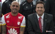Foto Oficial Independiente Santa Fe 2015 (6 de 1)  Ómar Pérez