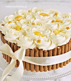 Malaga, Vanilla Cake, Yogurt, Cheesecake, Cooking, Food, Dressing Table, Cake Ideas, Cakes