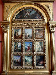 Musée Gustave Moreau by Hotels Paris Rive Gauche, via Flickr