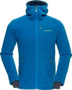 29 Warm4 Up-Cycled Jacket, men´s, nordic sea