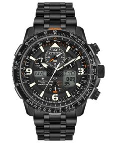 Black Stainless Steel, Stainless Steel Watch, Stainless Steel Bracelet, Slide Rule, Citizen Eco, Black Bracelets, Men Bracelets, Audemars Piguet, Watches For Men