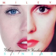 Robin Skouteris - Nothing Compares To Wrecking Ball (Miley Cyrus x Sinead O'Connor) - The Mashup Radio