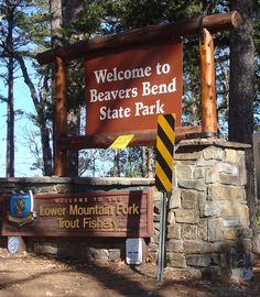 """Beavers Bend State Park - Erase all notions you may have about """"Dust Bowl"""" Oklahoma and enjoy this slice of heaven in SE OK."""