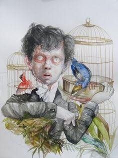 Zombie Art : Jose Luis Carranza   Arthouse