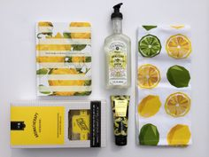 Citron and chartreuse: Great spring gifts