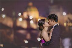 Enzo & Ray / wedding proposal on the Charles Bridge / Romantic Prague