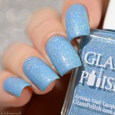 Glam Polish Candyfornia Collection – Something in the Water