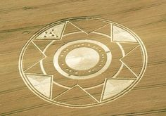 July 2013 . New Crop Circle in Robella, Italy Gives Formula for Energy?