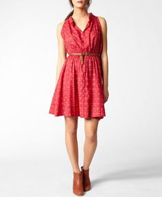 Cute dress, didn't expect it to come from Levi's