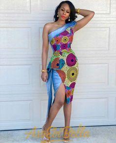 Latest Ankara Gown Styles For wedding: Top 50 Trendy And Unique Ankara Styles for wedding African Print Dresses, African Fashion Dresses, African Attire, African Wear, African Dress, Ankara Fashion, African Prints, African Fashion Designers, African Inspired Fashion