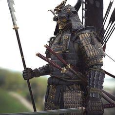 ArtStation - Samurai Real-time Character, Michael Weisheim Beresin black and white sketch samurai ninja Kabuto Samurai, Ronin Samurai, Samurai Weapons, Japanese Art Samurai, Kanji Japanese, Japanese Warrior, Medieval Armor, Medieval Fantasy, Katana