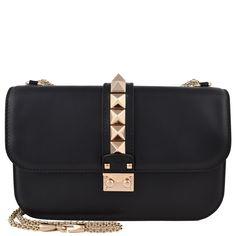 Valentino | Rock Stud Chain Bag