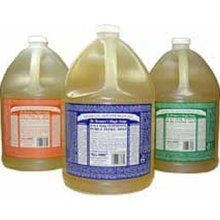 Dr. Bonners Organic Castile Soap  Peppermint or Lavender are my favorite