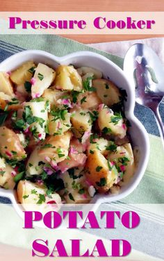 Made this potato salad and it was great. Scott loved it too!!