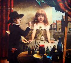 Il mondo di Mary Antony: I fanciulli di Sergei Rimashevsky