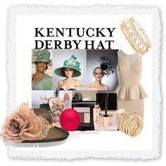 """The Kentucky Derby"" by brunacupcke on Polyvore"