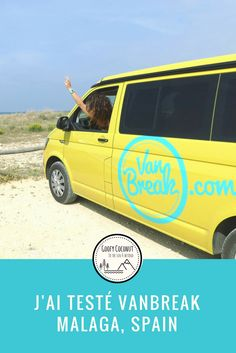 J'ai testé VanBreak #vanlife #travel #roadtrip