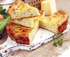 Torta salata di zucchine pronta in meno di 30 minuti